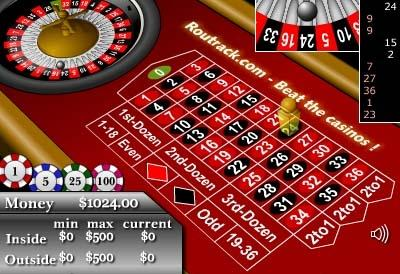 Download Routrack - Free Roulette Game