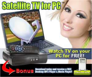 Satellite Television on Your PC: Tutorial installer