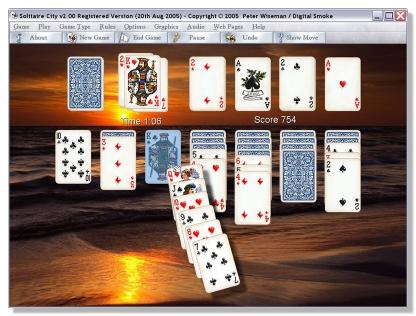Download Solitaire City for Windows