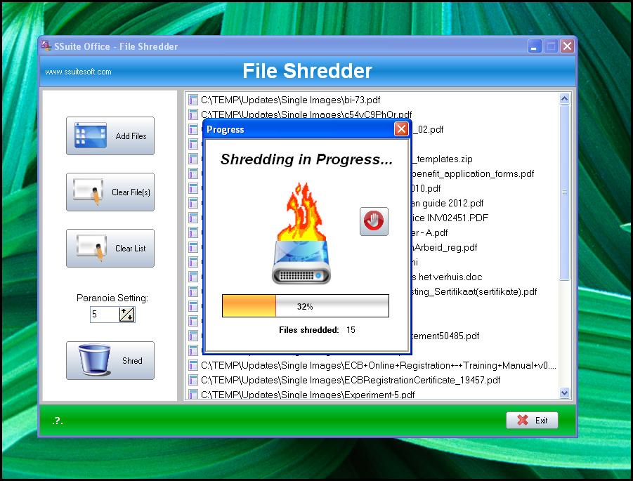 Download KORO File Shredder - MajorGeeks
