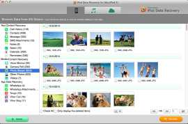 Tenorshare iPod Touch 4 Data Recovery for Mac