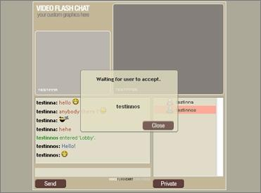 Download Video Flash Chat - Videochat Software