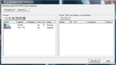 Download WFTPD Pro - Windows FTP Server