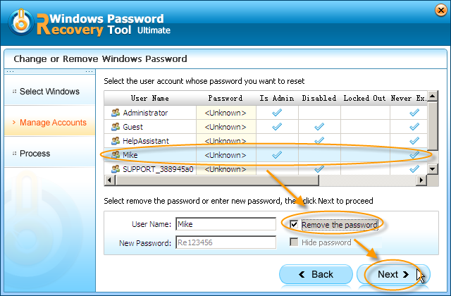 Windows Password Recovery Tool Crack With Full Serial