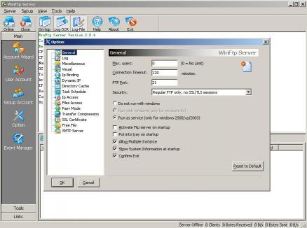 Download WinFtp Server