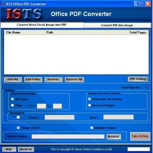 Download Word into PDF Converter