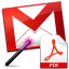 Yahoo! Mail Export To Multiple PDF Files Software