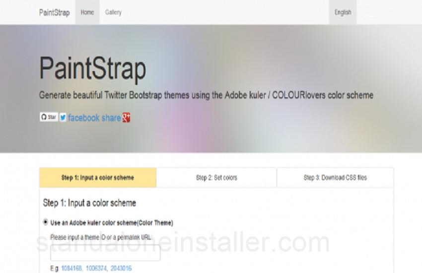 PaintStrap