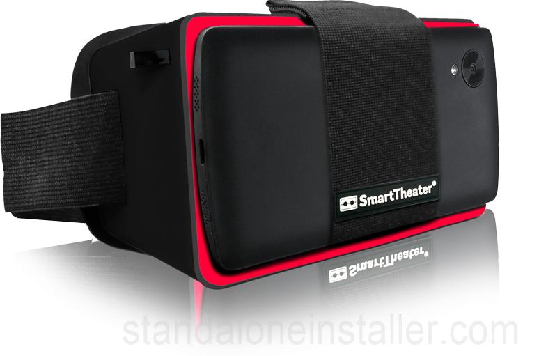 SmartTheater Virtual Reality Headset