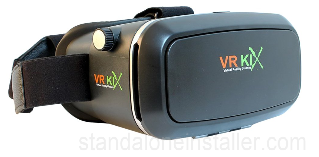 VR Kix Virtual Reality Headset