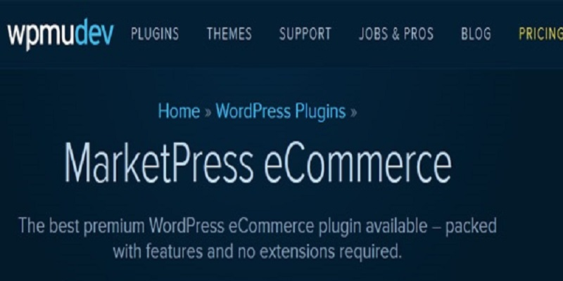 MarketPress eCommerce