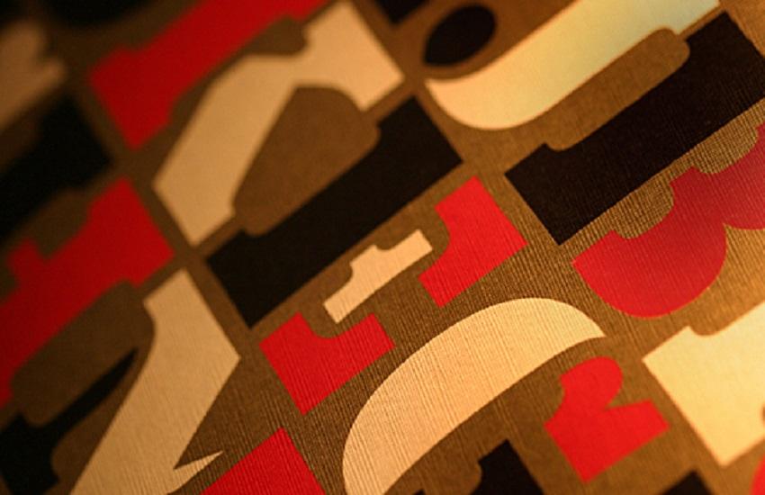 Eames Black Stencil