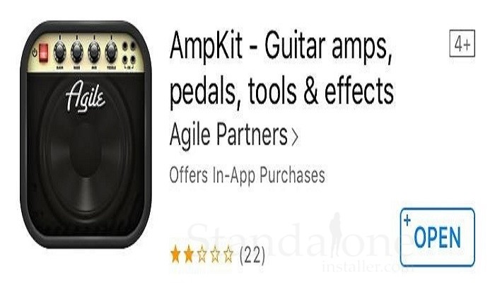 The AmpKit