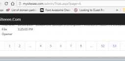 ASP.Net C# Bootstrap 4 Pagination