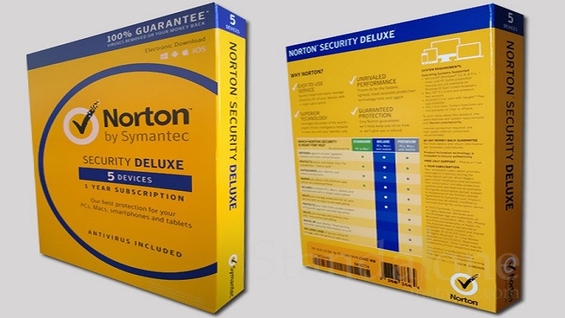 Norton Security Deluxe 2017