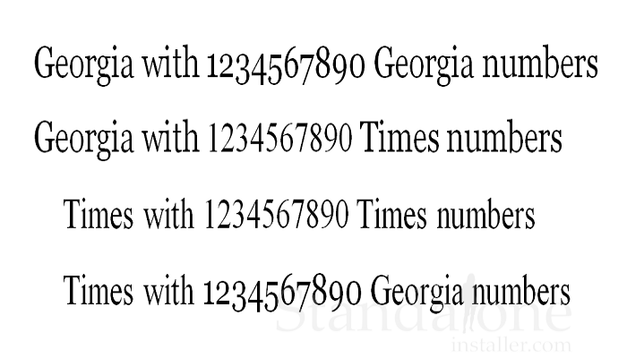 Georgia Is A Font That Is Worth Considering As Well. This Font Is Great For  Resumes As It Is Chic As Well As Clear. It Is Best Known For Its  Readability And ...  What Is The Best Font For Resumes