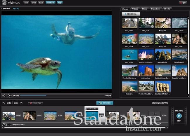 Best Online Video Editor Sites – Part 1 - standaloneinstaller.com