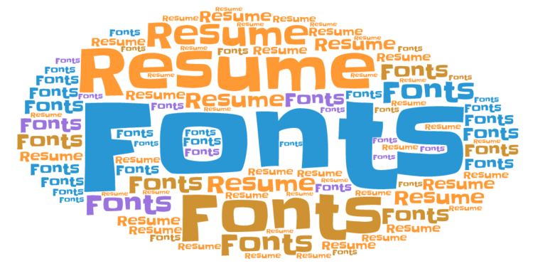 best fonts for resumes standaloneinstallercom - Fonts For Resume
