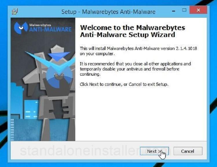 Malwarebytes Installer