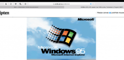 Try Windows 95 natively in your browser