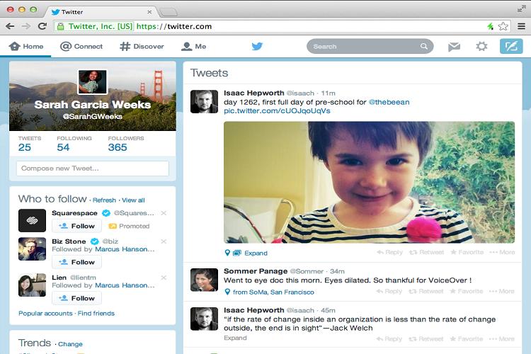 Twitter Revamping