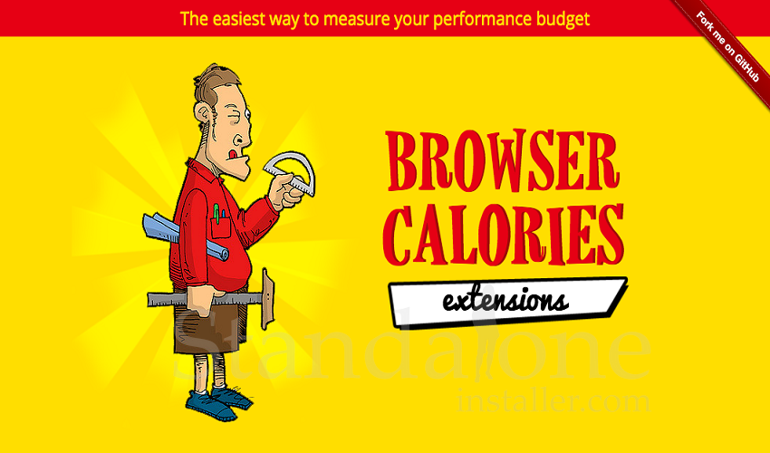 Browser Calories