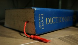 Jigsaw's New Sideways Dictionary