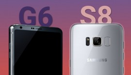 LG G6 and Samsung Galaxy S8 release date