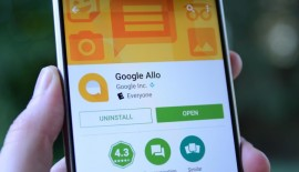 Google Allo, a new Update