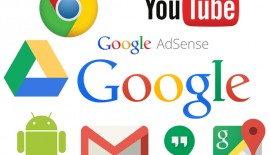 Google advertises its products on its ad platform