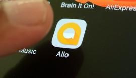 Google Allo update