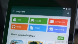 Happy 5th Birthday to Google Play!