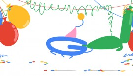 As Google Turns 18, it seems to be confused about its own birthday
