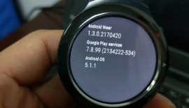 HTC's 'Halfbeak' Android Wear smartwatch was dropped