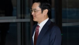 Korean court accepts arrest warrant for Jay Y. Lee, Samsung head