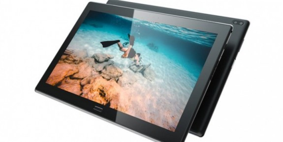 Lenovo unveils its Tab 4 series at MWC