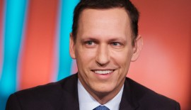 Peter Thiel be donating $1.25 million to Elect Trump