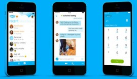 Skype beta on iOS and Android updates