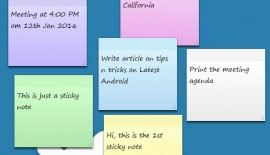 Microsoft Sticky Notes app get fantastic updates