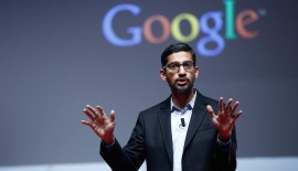Google's Sundar Pichai is hosting business event in India