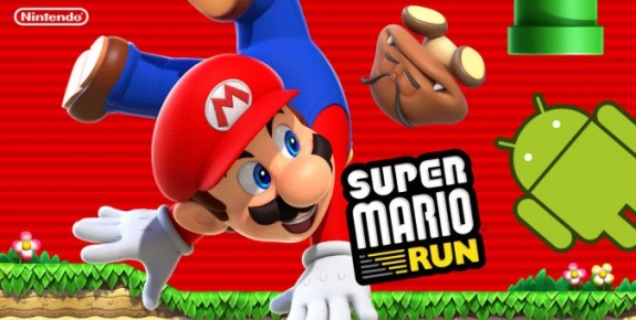 Super Mario Run Android is here!