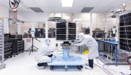 Alphabet to sell Terra Bella satellite division