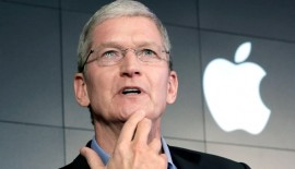Tim Cook surprise visit to Apple Stores in France