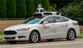 Google Alleges Uber of Stealing Its Self-Driving Car Tech