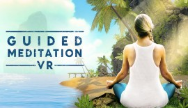 VR meditation app