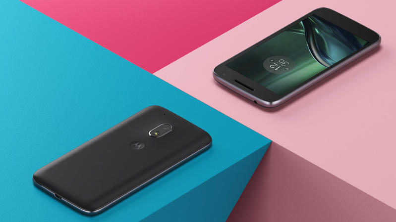 Motorola Moto G5 and G5 Plus