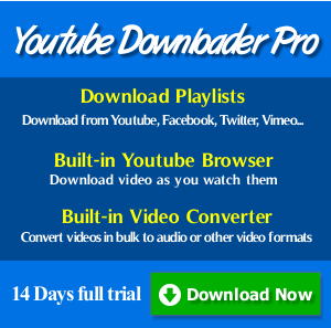 Youtube to MP3 Downloader Pro