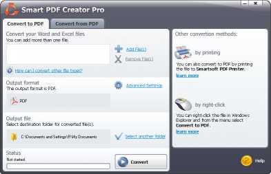 Download #1 Smart PDF Creator