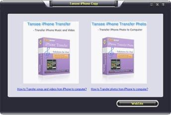 Download .Tansee iPhone Copy Pack II p
