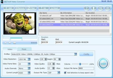 Download 007 3GP Video Converter